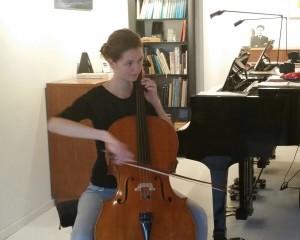 celliste Sophie Ehling